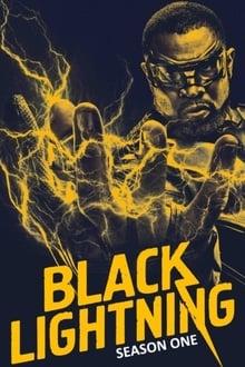 Juodasis žaibas 1 Sezonas