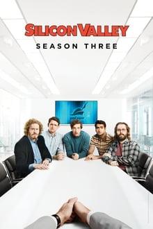 Silicio slėnis 3 sezonas online