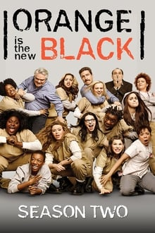 Oranžinė - tai nauja juoda 2 Sezonas