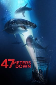Terror a 47 Metros (47 Meters Down) (2017)