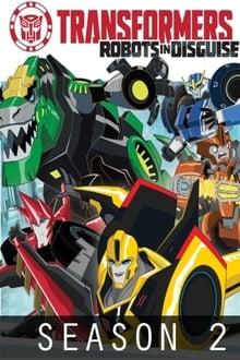 Transformeriai. Maskuotės meistrai 2 Sezonas