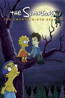 Simpsonai 29 Sezonas