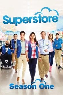 Supermarketas 1 Sezonas