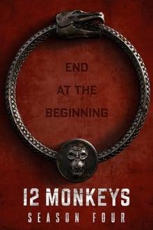 Dvylika beždžionių / 12 Monkeys (2018) 4 Sezonas online