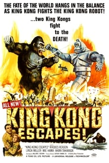 King Kong escapa (1967)