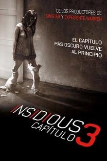 Insidious Capítulo 3 (2015)