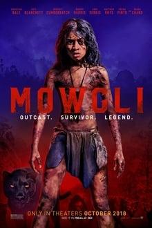 Mowgli Jungle Book Origins (2018)
