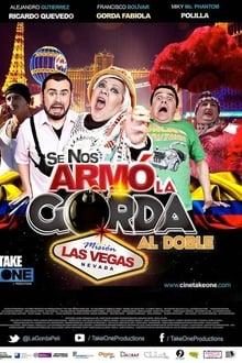 Se nos armó la gorda al doble: Misión Las Vegas (2015)