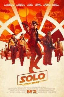 Solo. Žvaigždžių karų istorija / Solo: A Star Wars Story