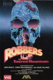 El tesoro de la muerte sagrada (1982)