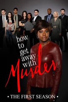 Kaip išsisukt įvykdžius žmogžudystę 1 Sezonas