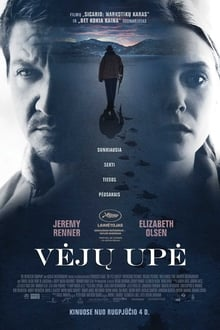 Vėjų upė / Wind River (2017)