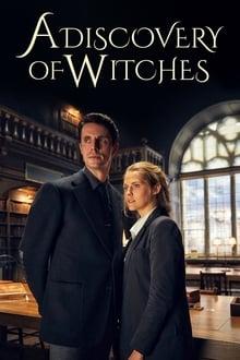 Movie A Discovery of Witches (TV Series 2018)