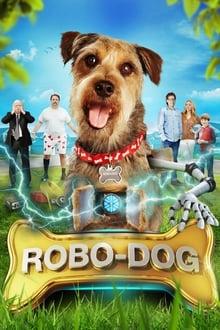 Meu Cachorro é um Robô poster, capa, cartaz