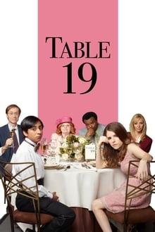 Table 19 / Mesa 19 (2017)