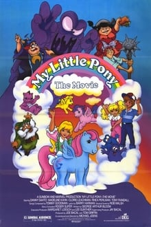 My Little Pony: La película (1986)