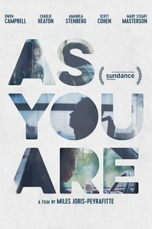 As You Are (2016)
