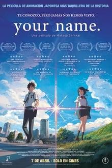 Kimi no na wa Tu nombre (2016)