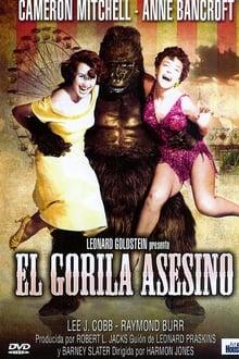 La bestia negra (El gorila asesino) (1954)