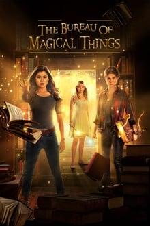 Le Bureau des affaires magiques Saison 1