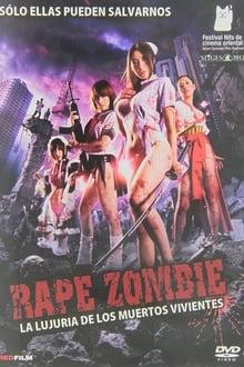 Rape Zombie La lujuria de los muertos vivientes (2012)