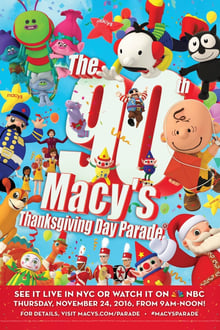 90th Annual Macy's Thanksgiving Day Parade