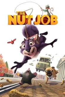 The Nut Job 2014 (Hindi Dubbed)