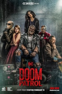 Doom Patrol Saison 1 Streaming VF