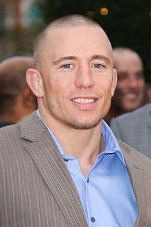 Photo of Georges St-Pierre