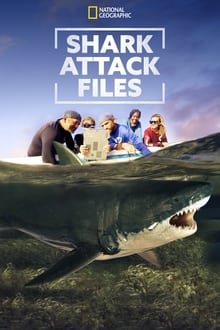 Shark Attack Files 1ª Temporada Completa