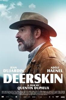 Imagens Deerskin: A Jaqueta de Couro do Cervo
