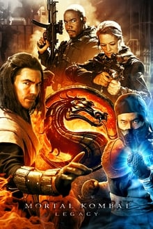 Assistir Mortal Kombat: Legacy – Todas as Temporadas – Legendado