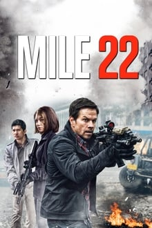 Mile 22 (2018) Dual Audio Hindi-English x264 Bluray 480p [333MB] | 720p [849MB] mkv