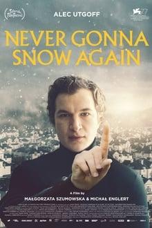 Never Gonna Snow Again 2020