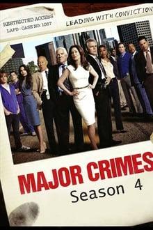 Major Crimes Saison 4