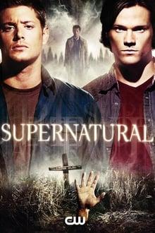 Supernatural 4ª Temporada (2008) Torrent – BluRay 720p Dublado Download [Completa]