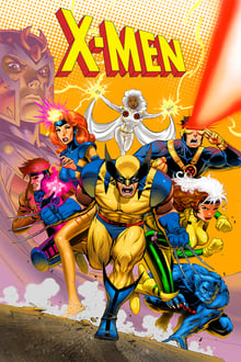 Assistir X-Men: Serie Animada – Todas as Temporadas – Dublado