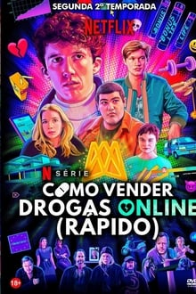 Como Vender Drogas Online (Rápido) – Todas as Temporadas – Dublado / Legendado
