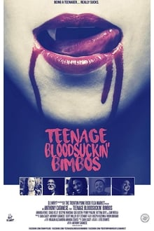 Teenage Bloodsuckin' Bimbos Torrent (2020) Legendado WEB-DL 1080p – Download