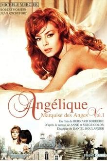 Anželika, angelų markizė