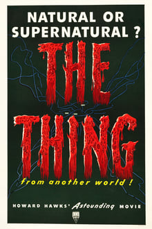The Thing from Another World 1951