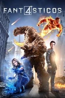 The Fantastic Four (Los 4 Fantásticos) (2015)