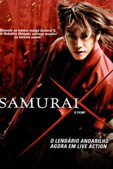 Imagens Samurai X - O Filme