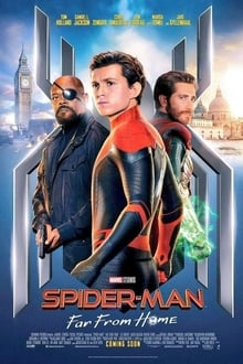 Homem-Aranha – Longe de Casa (2019) Torrent – BluRay 720p | 1080p Dublado / Dual Áudio Download