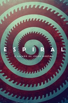 Espiral: O Legado de Jogos Mortais Torrent (WEB-DL) 720p e1080p e 4K Legendado – Download