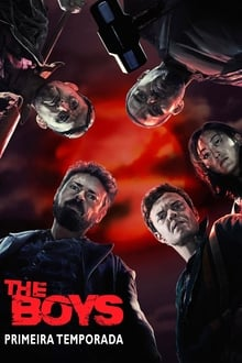 The Boys 1ª Temporada Completa Torrent (WEB-DL) Dual Áudio – Download