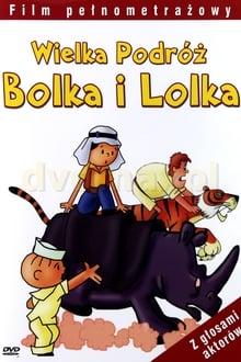 Around the world with Bolek and Lolek