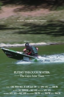 Flying Through Water: The Cajon Solar Team