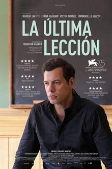 La última lección (2018)