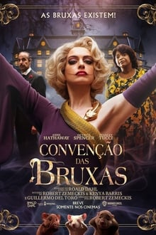 Convenção das Bruxas Torrent (2020) Legendado WEB-DL 720p e 1080p – Download
